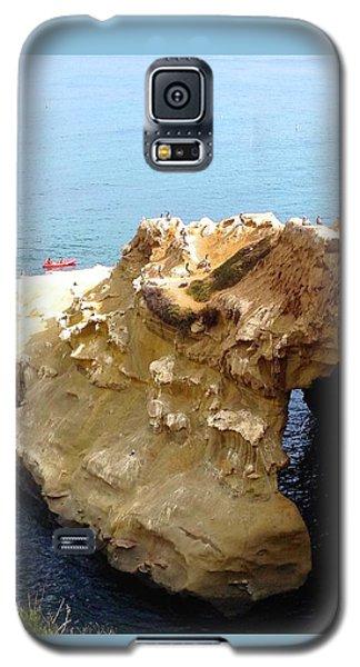 This Is La Jolla Galaxy S5 Case by Beth Saffer