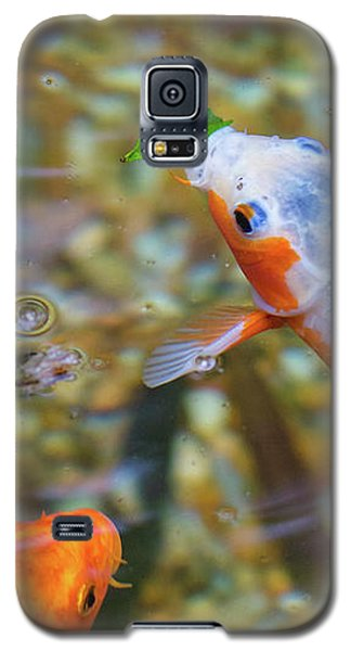 This Is Mine Fish Galaxy S5 Case