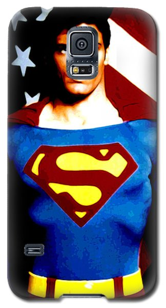 This Is Superman Galaxy S5 Case by Saad Hasnain