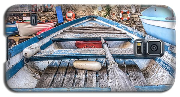 This Old Boat Galaxy S5 Case by Brent Durken