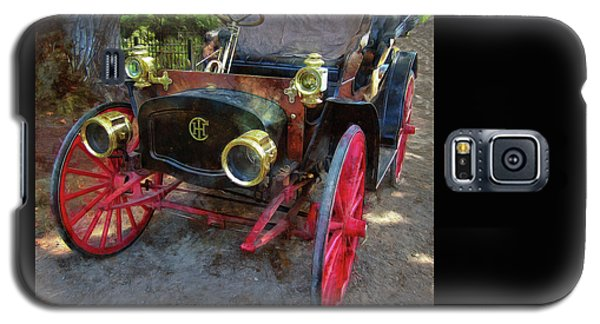 This Old Car Galaxy S5 Case by Thom Zehrfeld