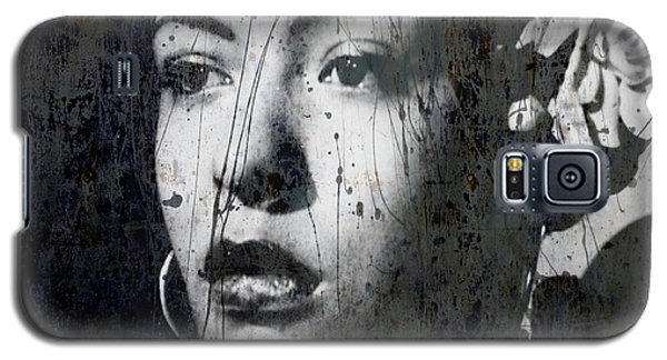Rhythm And Blues Galaxy S5 Case - This Ole Devil Called Love  by Paul Lovering