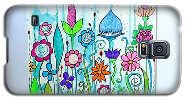 Galaxy S5 Case - This Original misty On Sale Now In by Robin Mead