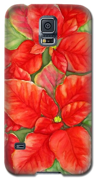 This Year's Poinsettia 1 Galaxy S5 Case