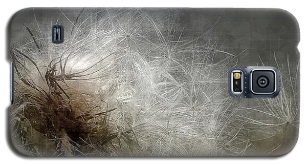 Thistle Seed Galaxy S5 Case by Ludwig Keck