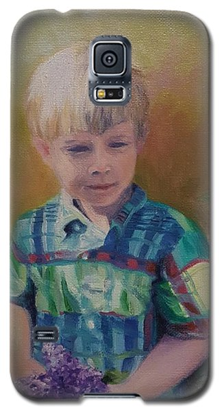 Thomas Age 3 Galaxy S5 Case