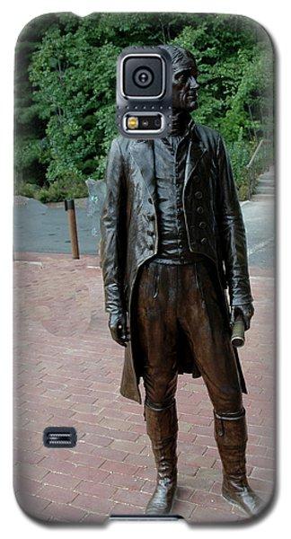 Thomas Jefferson At Monticello Galaxy S5 Case by LeeAnn McLaneGoetz McLaneGoetzStudioLLCcom