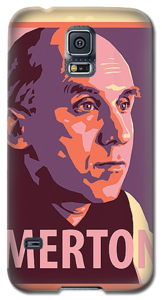 Thomas Merton - Jltme Galaxy S5 Case