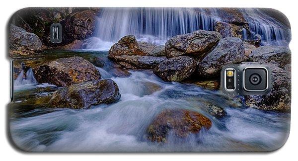 Thompson Falls, Pinkham Notch, Nh Galaxy S5 Case