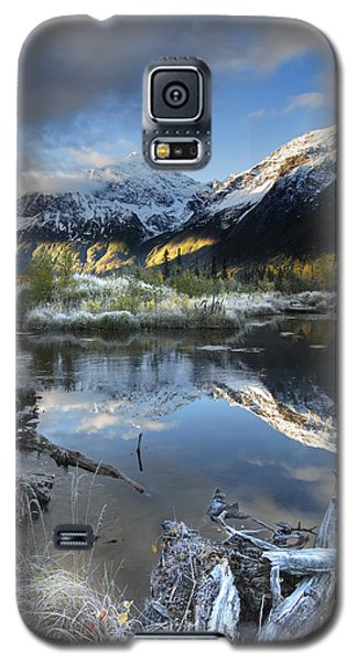 Thoreau Galaxy S5 Case by Ed Boudreau