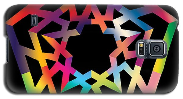 Thoreau Star Galaxy S5 Case