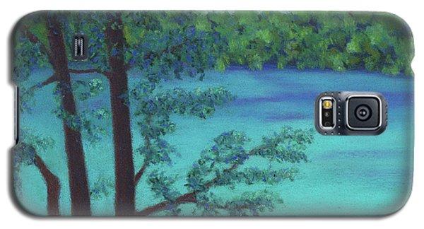 Thoreau's View Galaxy S5 Case