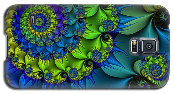 Thorn Flower Galaxy S5 Case