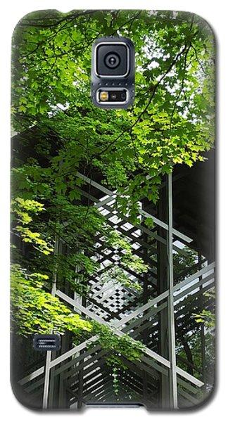 Thorncrown Chapel Door Ozarks Of Arkansas Galaxy S5 Case