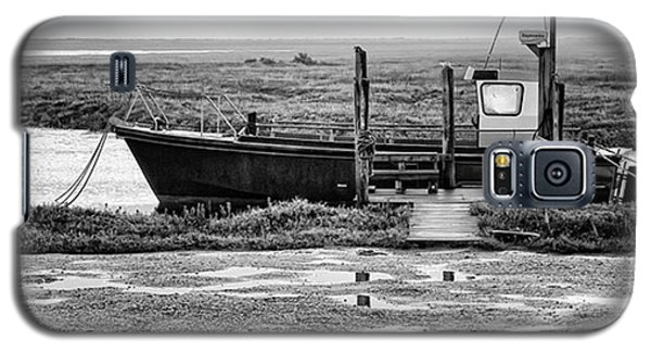 Thornham Harbour, North Norfolk Galaxy S5 Case