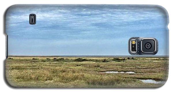 Galaxy S5 Case - Thornham Marshes, Norfolk by John Edwards