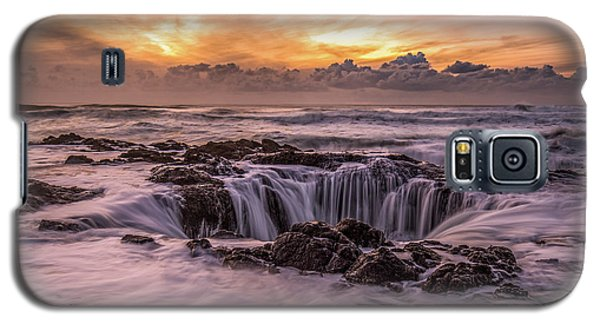 Thor's Well Galaxy S5 Case