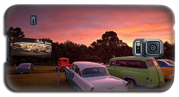 Those Summer Nights Galaxy S5 Case