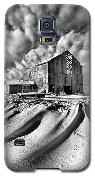 Galaxy S5 Case featuring the photograph Those Were The Days by Phil Koch