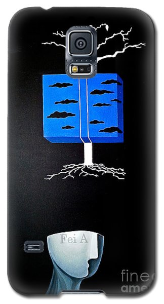 Thought Block Galaxy S5 Case