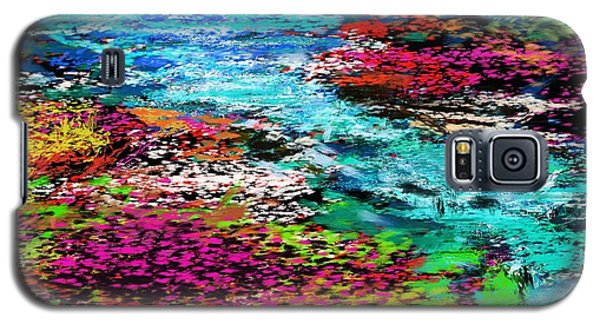 Thought Upon A Stream Galaxy S5 Case