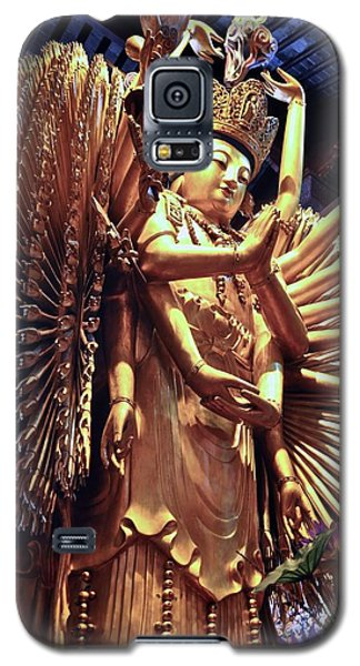 Thousand Hands Buddha Galaxy S5 Case