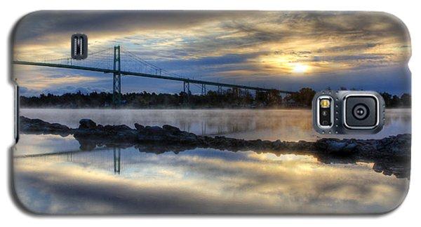 Thousand Islands Bridge Galaxy S5 Case