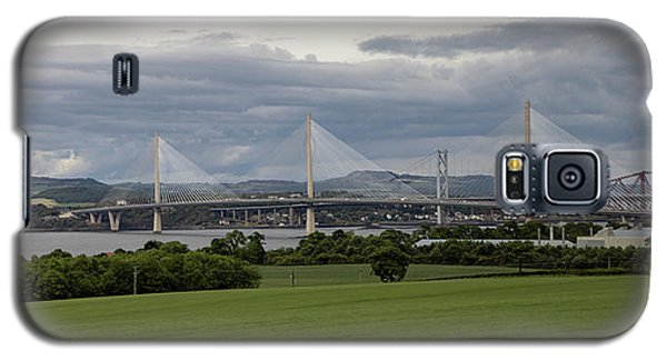 Three Bridges Over The Forth Galaxy S5 Case