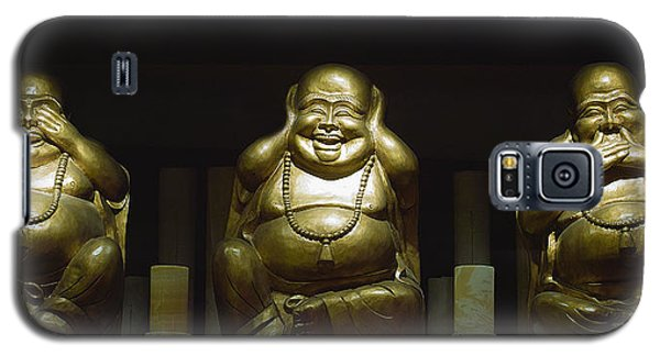 Three Buddhas Galaxy S5 Case
