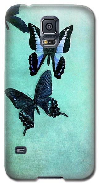 Three Butterflies Galaxy S5 Case