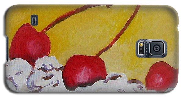 Three Cherries Galaxy S5 Case