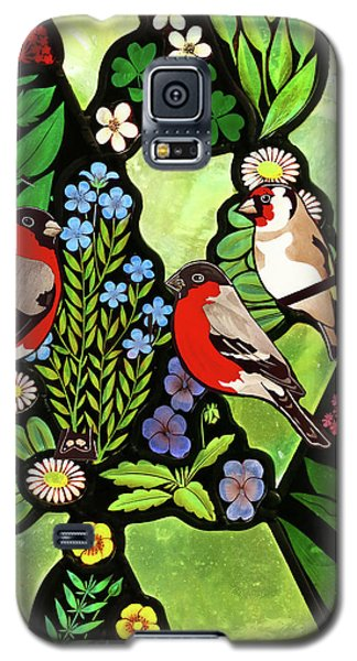 Galaxy S5 Case featuring the photograph Three Company by Munir Alawi