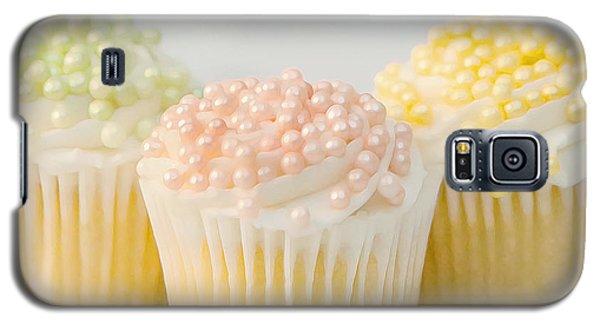 Three Cupcakes Galaxy S5 Case