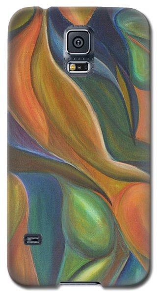 Three Dancers Smooth Galaxy S5 Case