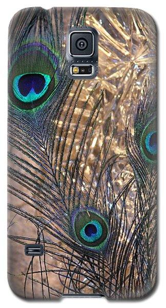 Three Feathers Galaxy S5 Case
