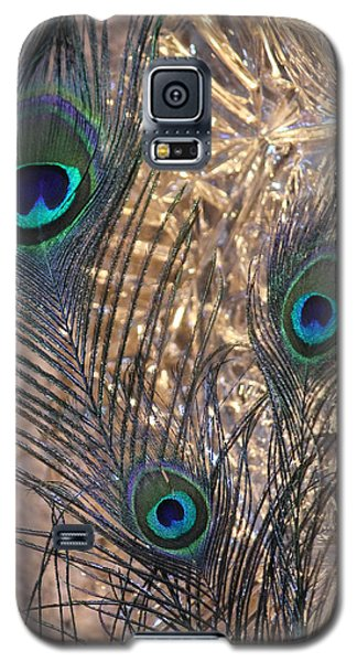 Three Feathers Galaxy S5 Case