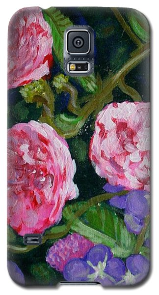 Three For The Show Galaxy S5 Case