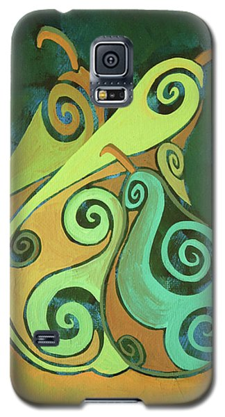 Three Groovy Little Pears Galaxy S5 Case
