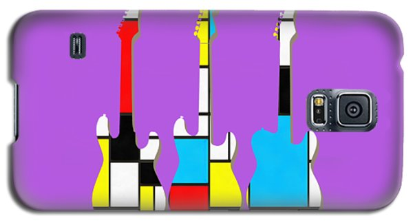 Three Guitars Modern Tee Galaxy S5 Case