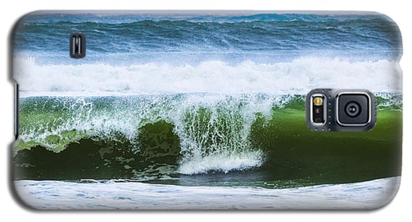 Galaxy S5 Case featuring the photograph Three In A Row by Michelle Wiarda