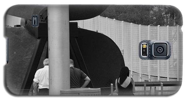 Three Is A Company Galaxy S5 Case by Jose Rojas