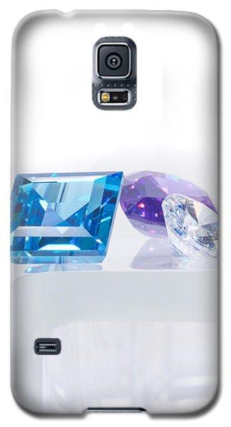 Three Jewel Galaxy S5 Case