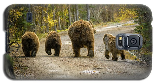 Bear Bums Galaxy S5 Case