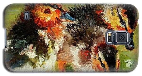Three Little Ducks Galaxy S5 Case