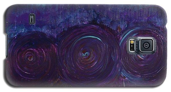 Three Mandalas Galaxy S5 Case