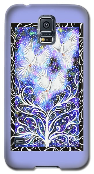 Three Messengers Galaxy S5 Case