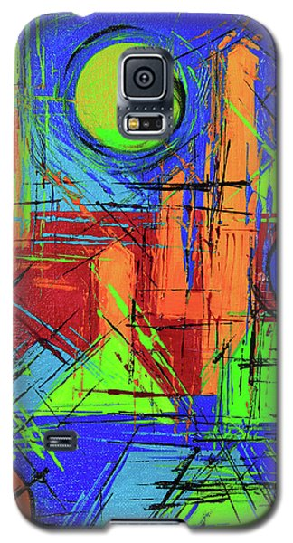 Three Moons Galaxy S5 Case by Jeanette French
