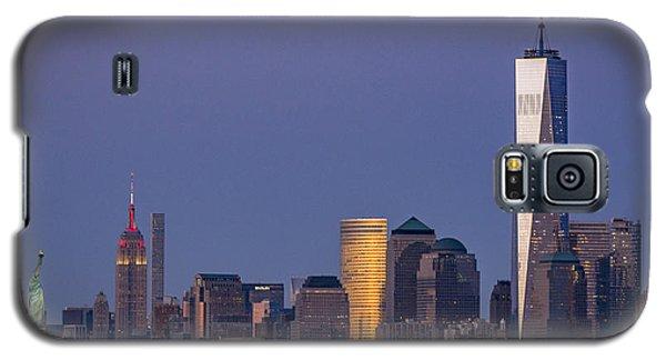 Three New York Symbols Galaxy S5 Case