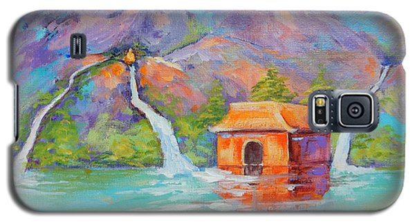 Three Sacred Waters Galaxy S5 Case