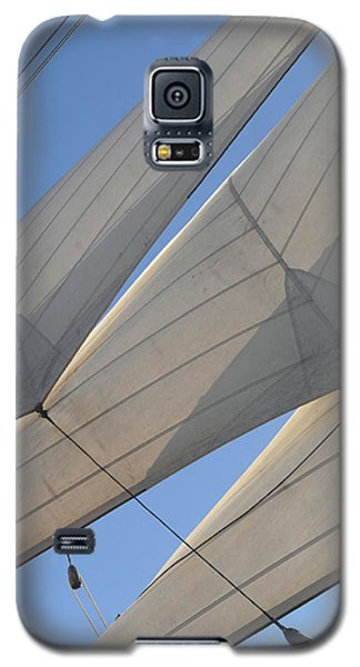 Three Sails Galaxy S5 Case